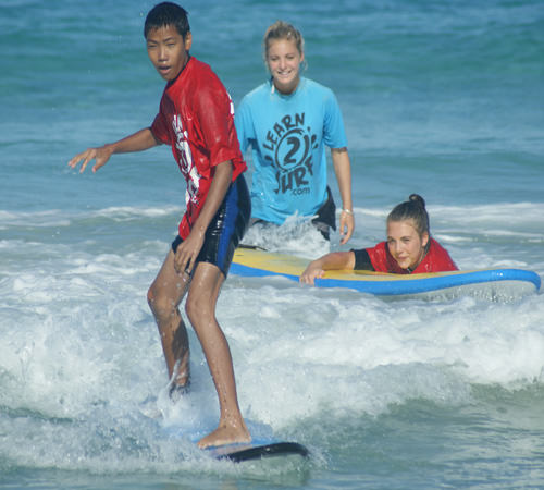 Kids Surf Course Perth - Level 1 Scarborough Beach