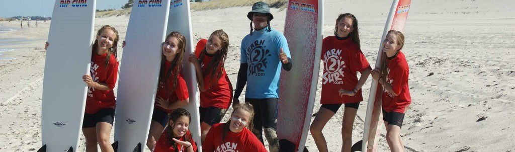 Intermediate Surfing Lessons School Holidays Perth