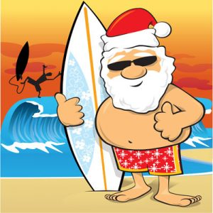 Surfing lessons perth Santa Surfing