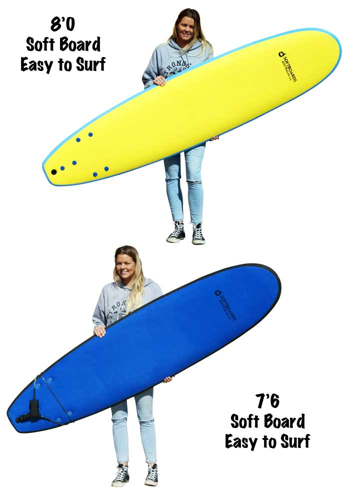 Soft Board Rentals Perth