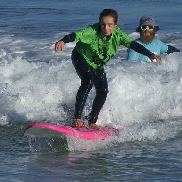 Surfing Lessons School Holidays Perth
