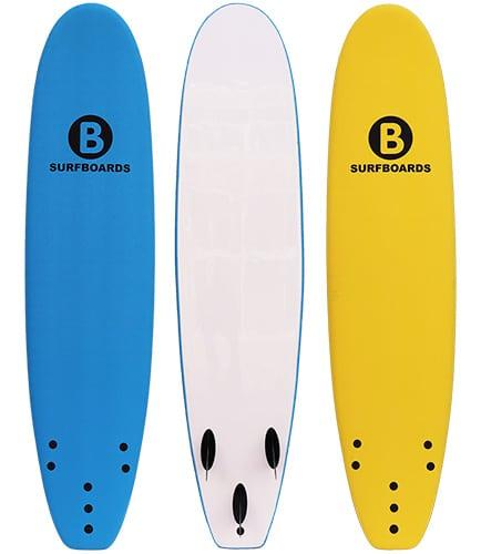 B Soft Board Soft Fins