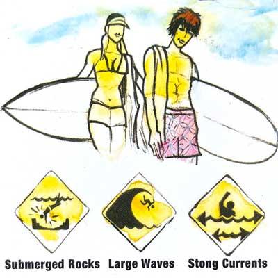 Go Surfing Perth Safe Surfing